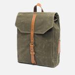 Property Of... Hector Backpack Dark Tan/Light Brown photo- 1