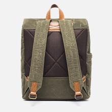Рюкзак Property Of... Hector Dark Tan/Brown фото- 3