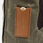 Property Of... Hector Backpack Dark Tan/Light Brown photo- 4