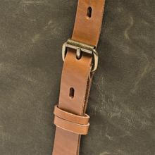 Рюкзак Property Of... Hector Dark Tan/Brown фото- 6