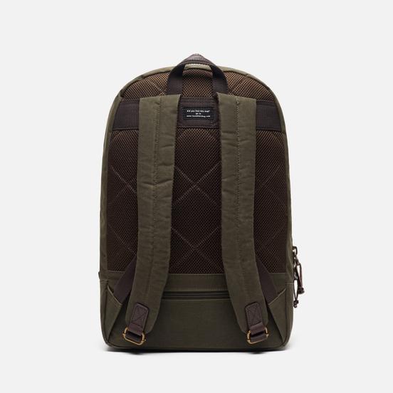 Рюкзак Property Of... Johannes Dark Tan/Dark Brown