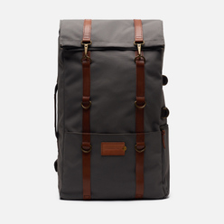 Рюкзак Property Of... Karl 48h Travel Moss Grey/Brown