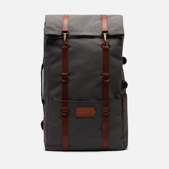 Рюкзак Property Of... Karl 48h Travel Moss Grey/Brown