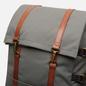 Рюкзак Property Of... Karl 48h Travel Moss Grey/Brown фото - 3