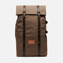 Рюкзак Property Of... Karl 48h Travel Olive Brown/Dark Brown фото- 0