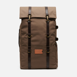 Рюкзак Property Of... Karl 48h Travel Olive Brown/Dark Brown
