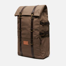 Рюкзак Property Of... Karl 48h Travel Olive Brown/Dark Brown фото- 1