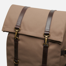 Рюкзак Property Of... Karl 48h Travel Olive Brown/Dark Brown фото- 3