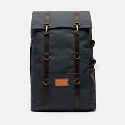 Рюкзак Property Of... Karl 48h Travel Stone Blue/Dark Brown