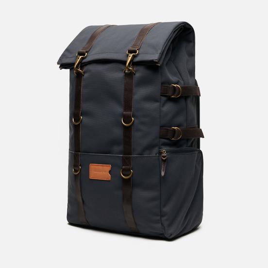 Рюкзак Property Of... Karl 48h Travel Stone Blue/Dark Brown