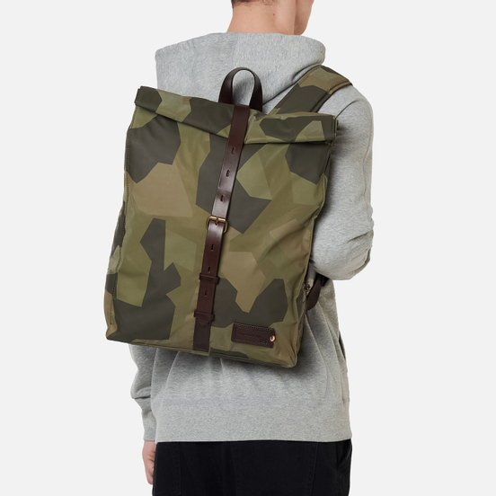Рюкзак Property Of... Mitch Camo Army/Dark Brown