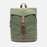 Property Of... Oscar Backpack Army/Brown photo- 0