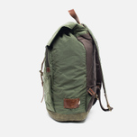 Property Of... Oscar Backpack Army/Brown photo- 2
