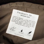 Property Of... Oscar Backpack Army/Brown photo- 7