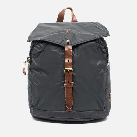 Property Of... Oscar Backpack Black/Brown