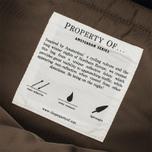 Рюкзак Property Of... Oscar Navy/Brown фото- 7