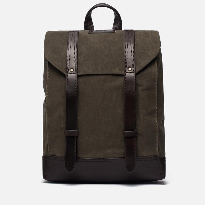 Рюкзак Property Of... Trey Dark Tan/Dark Brown