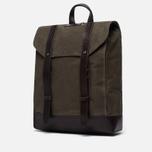 Рюкзак Property Of... Trey Dark Tan/Dark Brown фото- 1