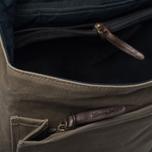 Рюкзак Property Of... Trey Dark Tan/Dark Brown фото- 7