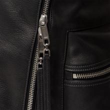Рюкзак Rick Owens Front Pocket Black фото- 5