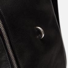 Рюкзак Rick Owens Front Pocket Black фото- 7