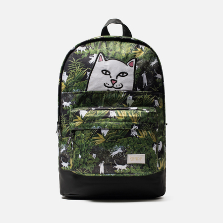 Рюкзак RIPNDIP Jungle Nerm Black