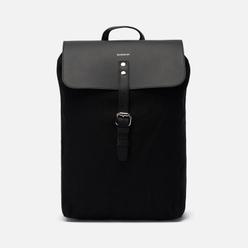 Рюкзак Sandqvist Alva 10L Black/Black Leather