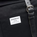 Рюкзак Sandqvist Dante Black фото- 4