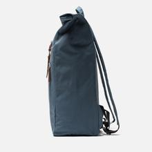 Рюкзак Sandqvist Dante Dusty Blue/Cognac Brown Leather фото- 2