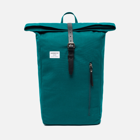 Sandqvist Dante Backpack Petrol Blue