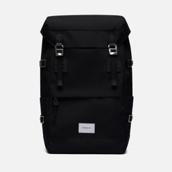 Рюкзак Sandqvist Harald 21L Black/Black Leather