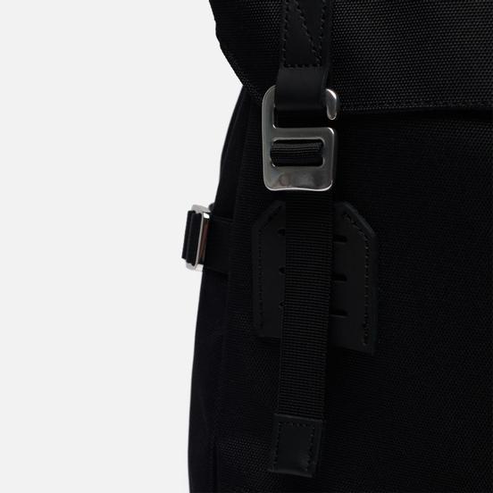 Рюкзак Sandqvist Harald Black/Black Leather