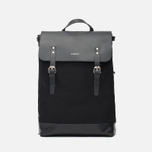 Sandqvist Hege Backpack Black photo- 0