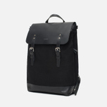 Sandqvist Hege Backpack Black photo- 1
