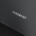 Sandqvist Hege Backpack Black photo- 4