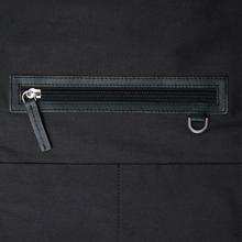 Рюкзак Sandqvist Hege Metal Hook 18L Black/Black Leather фото- 2