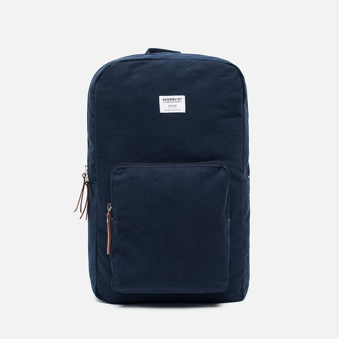 Sandqvist Kim Ground Backpack Blue