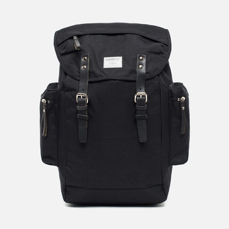 Sandqvist Lars-Goran Backpack Black