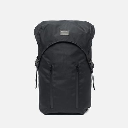 Sandqvist Leo Backpack Black