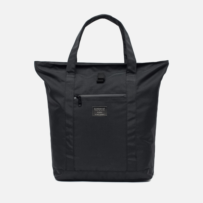 Sandqvist Max Backpack Black