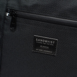 Sandqvist Max Backpack Black photo- 5