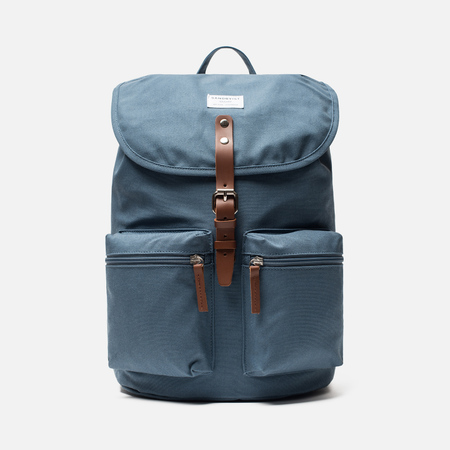 Рюкзак Sandqvist Roald Ground Dusty Blue