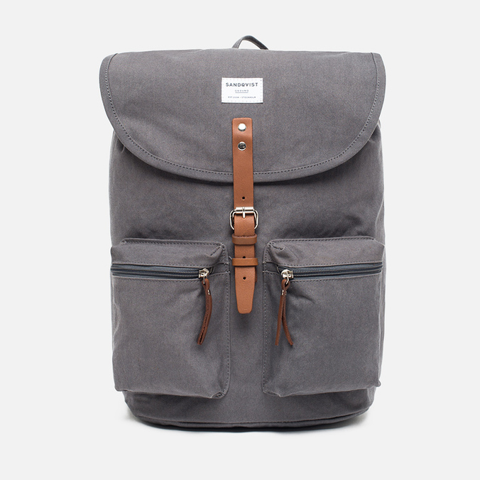 Рюкзак Sandqvist Roald Ground Grey