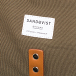 Рюкзак Sandqvist Roald Ground Olive фото- 5