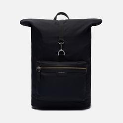 Рюкзак Sandqvist Siv 14L Black/Black Leather