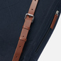 Рюкзак Sandqvist Stig Large 20L Navy/Cognac Brown Leather фото - 4
