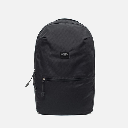 Sandqvist Theo Backpack Black