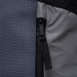 Рюкзак Stone Island Nylon Reflective Logo Badge Black/Grey фото- 5