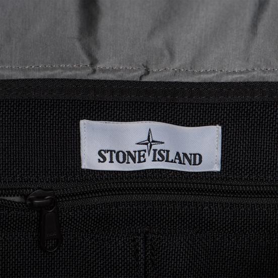 Рюкзак Stone Island Nylon Tela Black