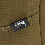 Stussy Drab Lawson Backpack Olive photo- 7